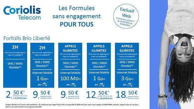 La 4G est désormais proposée sur les forfaits à partir de 9,50€