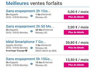 Promotions Coriolis Telecom