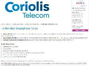 Offres Coriolis Telecom mobiles, promotions et avantages pour les communications vers l'Europe