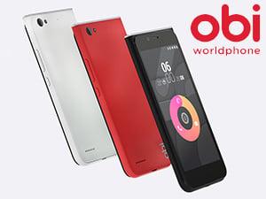 Smartphone 4G Obi Worldphone M1 à moins de 130€