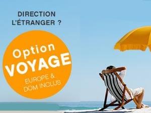 Coriolis Option Voyage