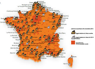 carte couverture orange decembre