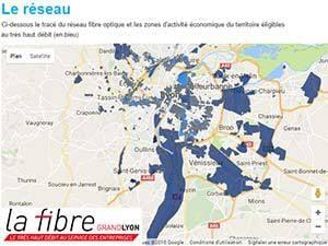 La Fibre Grand Lyon par COAVGA