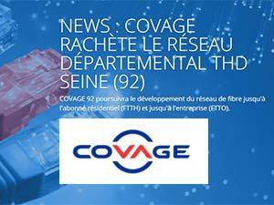Covage 92 pour la DSP dans les Hauts-de-Seine