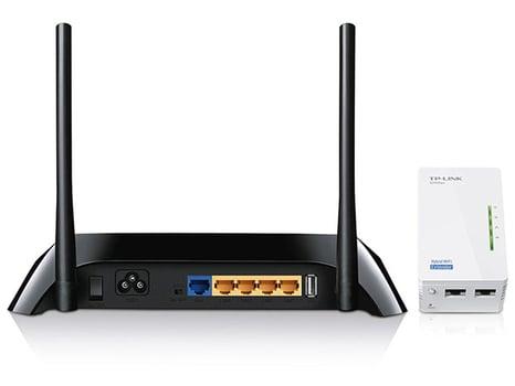 TP-Link H5, un kit hybride CPL-WiFi