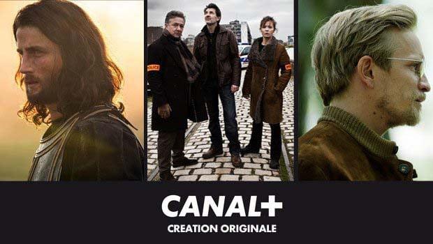 créations originales canal plus