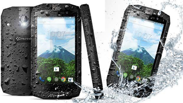 Crosscall Trekker-X1, le Smartphone Outdoor par excellence