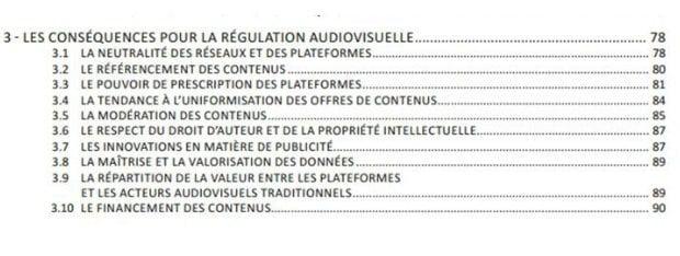 Régulation des plateformes : 10 pistes du CSA