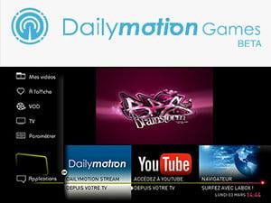 Dailymotion est déjà disponible gratuitement sur plusieurs box Internet
