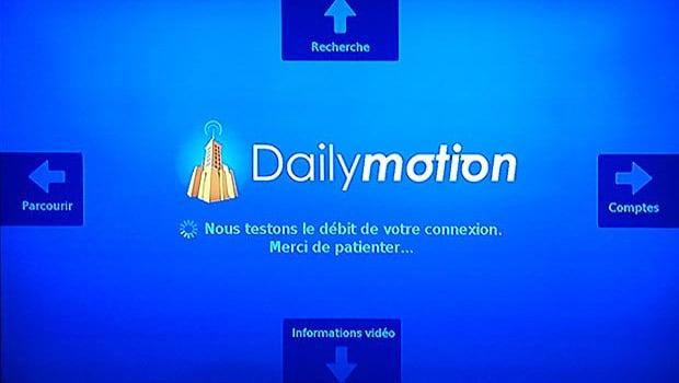 Dailymotion sur Livebox, adapte le contenu au débit