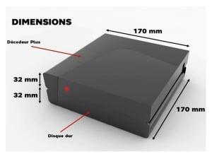 SFR : caractéristiques de la box TV fibre et ADSL