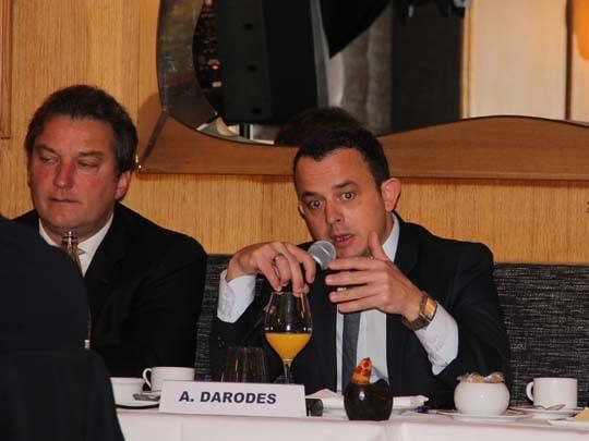 Antoine Darodes, Directeur de la Mission France Très Haut Débit