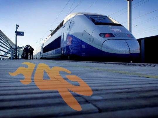 Rester connecté dans les trains et les gares... dès 2016 sur certains tronçons ferroviaires