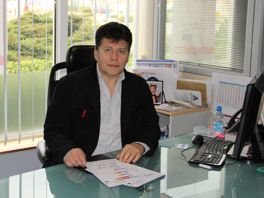 Mr Boaro, agence ORPI Immobilière Euromoselle