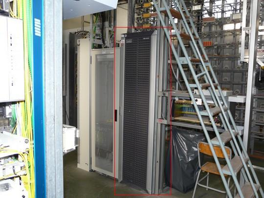 DSLAM Huawi 5600 de SFR