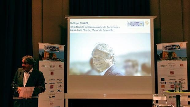 Philippe Augier, aux Etats Généraux des Réseaux d'Initiative Publique version 2017