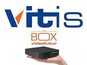 La box fibre par Videofutur
