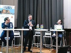 Arnaud Lucaussy aux EGRIP 2017