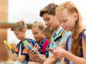 Enfants, smartphones et contrôle parental