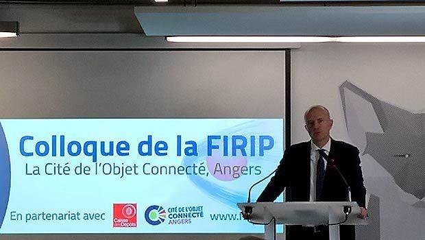 Etienne Dugas, Président de la FIRIP à Angers