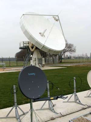 Antenne parabolique KA SAT Tooway