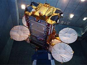 Satellite Eutelsat & ViaSat