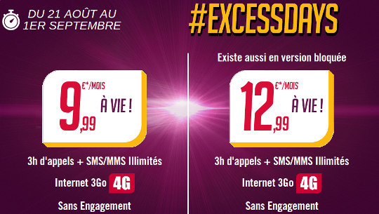 excess days de virgin mobile