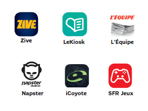 exemple extras SFR