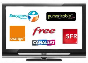 comparatif des offres tv des fai