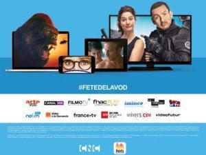 Fête de la VOD du 12 au 15 octobre 2017