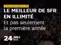 Les promotions fibre Série limitée SFR