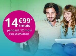 Bouygues Telecom : promo sur la fibre