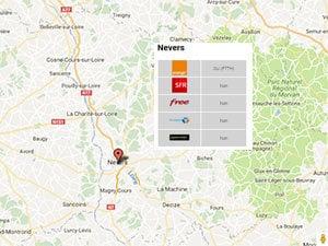 Passez à la fibre sur Nevers