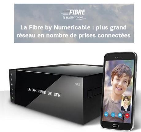 SFR et Numericable uniformisent leurs gammes Internet