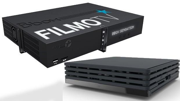 Le service de SVOD FilmoTV sur Bbox et Bbox Miami