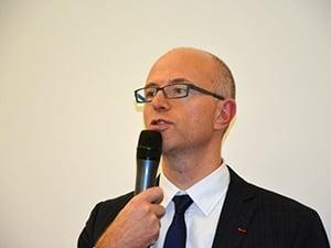 Etienne Dugas, Président de la FIRIP