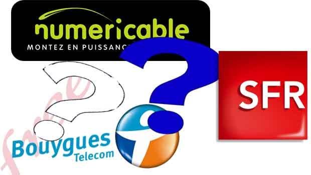 SFR : Bouygues ou Numericable ?