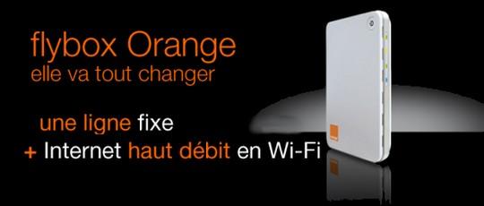 Flybox Orange