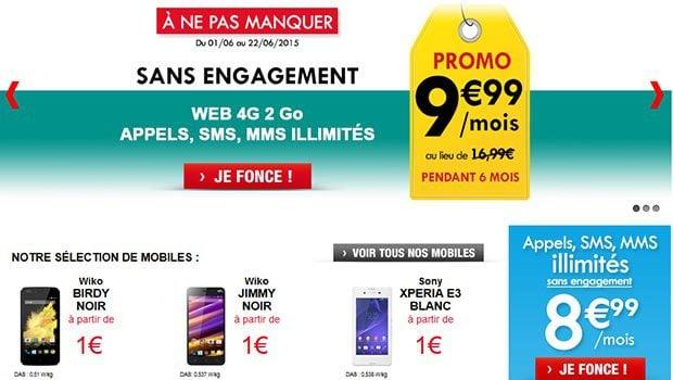Auchan Telecom, intéressant mais attention au fair-use Data bloqué !