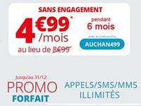 Aucahn Telecom en promo