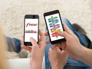 Free : appels et d'Internet en Europe et Outre-mer pour deux euros