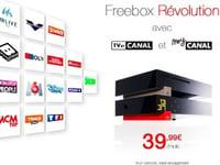 Freebox Revolution, lancée début 2011