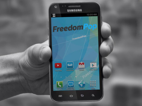 FreedomPop : le MVNO moins cher que Free Mobile