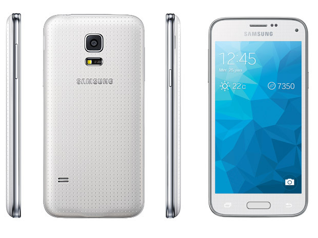 Samsung Galaxy S5 mini : écran Super AMOLED de 4,5 pouces