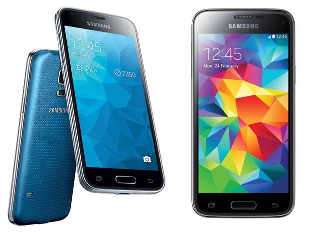 Samsung Galaxy S5 mini : moins de 350 euros