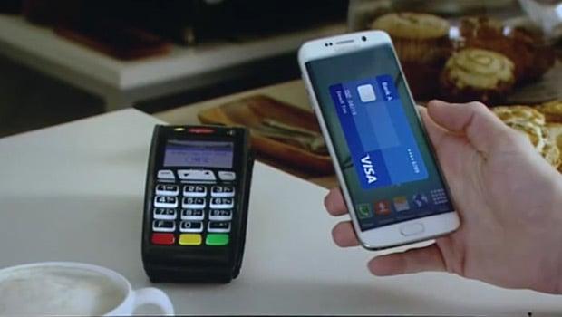 MWC 2015 Samsung : Samsung Pay, le paiement sécurisé sans contact universel