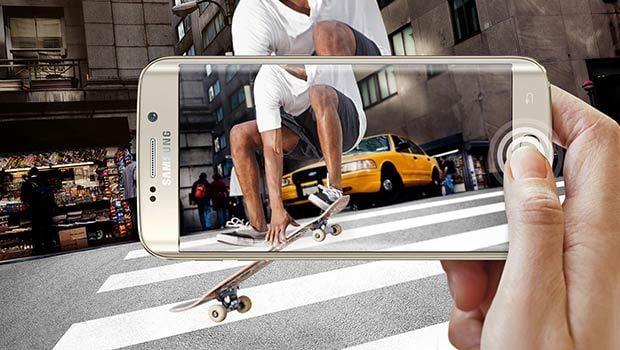 MWC 2015 Samsung : des capteurs photos survitaminés