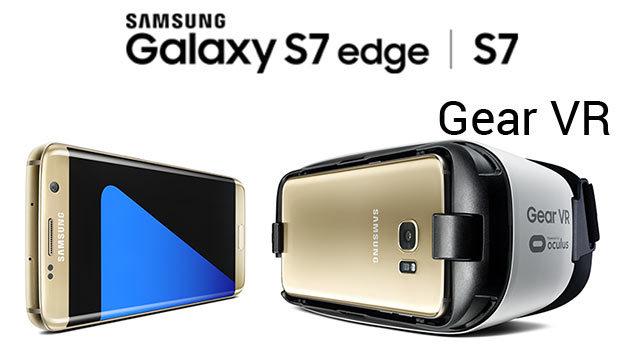 Un casque Gear VR offert avec toute précommande d'un Galaxy S7/S7 Edge