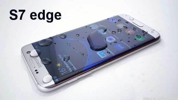 Le Galaxy S7 Edge