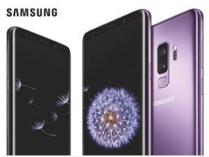 Acheter le Samsung galaxy s9 moins cher chez les opérateurs
